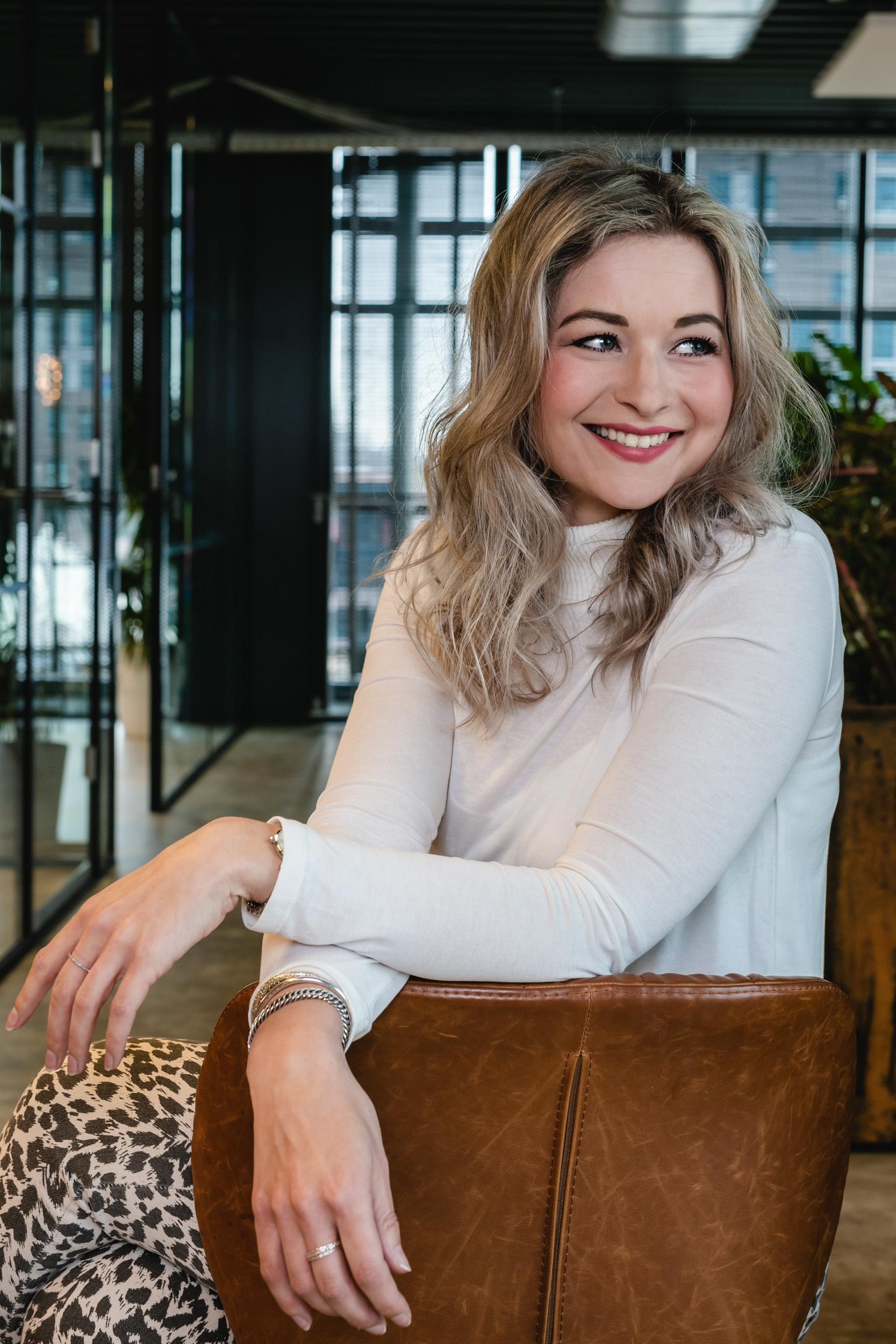 Florence Brugmans - Recruiter bij YoungOrange