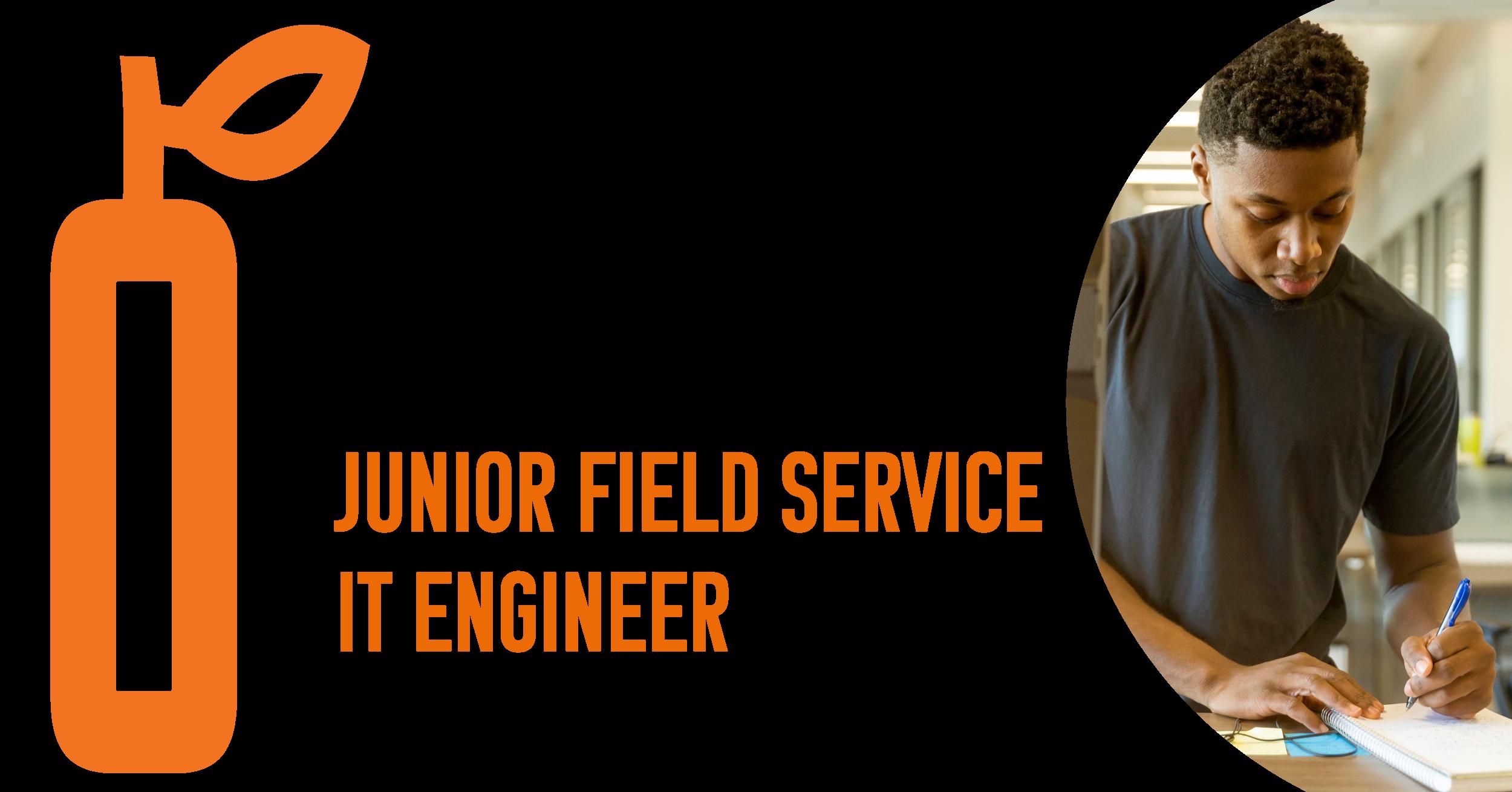 Junior Field Service IT Engineer Network